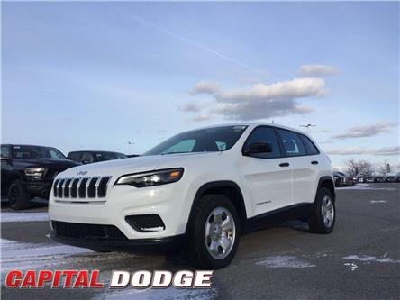 2020 Jeep Cherokee Sport (Stk: L00151) in Kanata - Image 1 of 22