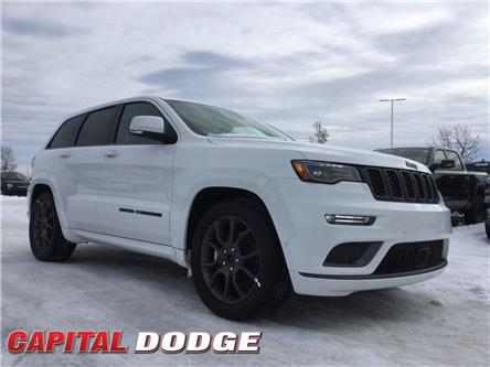 2020 Jeep Grand Cherokee Overland (Stk: L00196) in Kanata - Image 1 of 25