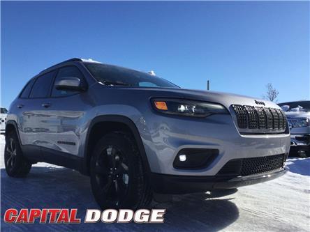 2020 Jeep Cherokee North (Stk: L00222) in Kanata - Image 1 of 24