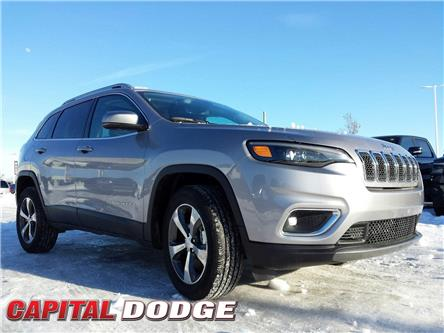 2020 Jeep Cherokee Limited (Stk: L00187) in Kanata - Image 1 of 23