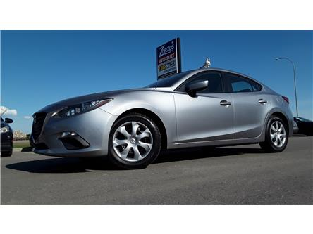 2014 Mazda Mazda3 GX-SKY (Stk: P654) in Brandon - Image 1 of 27