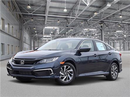 2020 Honda Civic EX (Stk: 3L83130) in Vancouver - Image 1 of 22