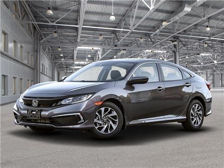 2020 Honda Civic EX (Stk: 3L69650) in Vancouver - Image 1 of 23