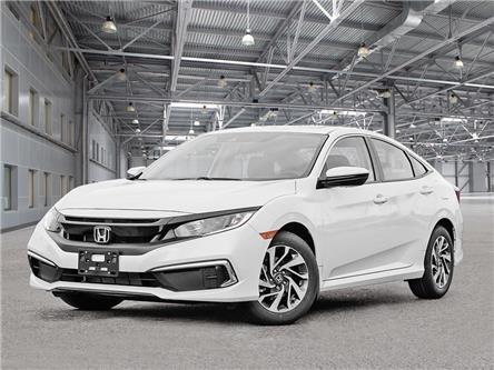 2020 Honda Civic EX (Stk: 3L74580) in Vancouver - Image 1 of 23
