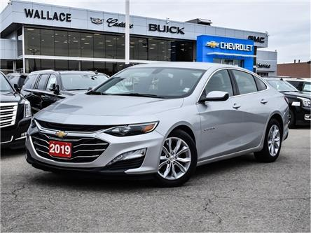 2019 Chevrolet Malibu LT | ALLOY WHEELS | POWER SEAT | BACK UP CAM (Stk: PR5152) in Milton - Image 1 of 25