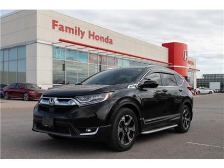 2017 Honda CR-V AWD 5dr Touring | NAVIGATION | HONDA CERTIFIED | (Stk: 113322T) in Brampton - Image 1 of 12
