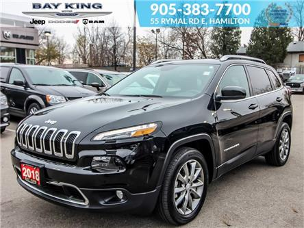 2018 Jeep Cherokee Limited (Stk: 207501B) in Hamilton - Image 1 of 23