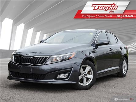 2015 Kia Optima  (Stk: 20P183B) in Carleton Place - Image 1 of 27