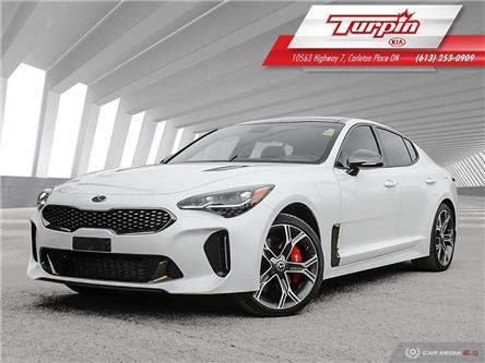 2018 Kia Stinger  (Stk: 20P111A) in Carleton Place - Image 1 of 27