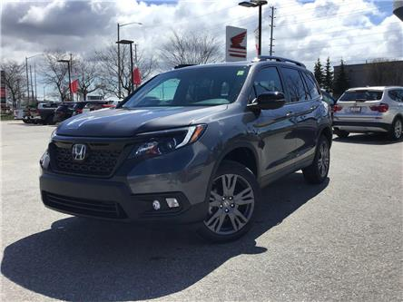 2020 Honda Passport EX-L (Stk: 20357) in Barrie - Image 1 of 26