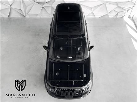 2020 Land Rover Range Rover 5.0L V8 Supercharged P525 HSE (Stk: ) in Woodbridge - Image 1 of 39