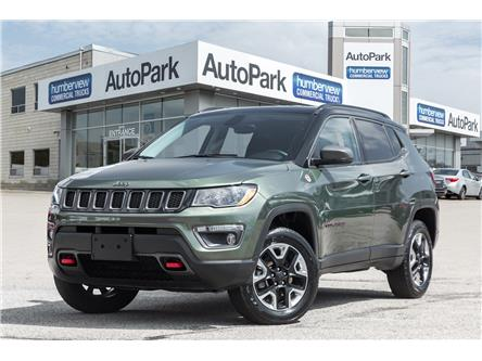 2018 Jeep Compass Trailhawk (Stk: APR7328) in Mississauga - Image 1 of 20