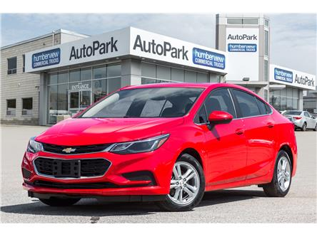 2018 Chevrolet Cruze LT Auto (Stk: APR7154) in Mississauga - Image 1 of 20