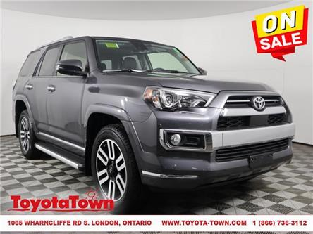 2020 Toyota 4Runner Base (Stk: E2000) in London - Image 1 of 30