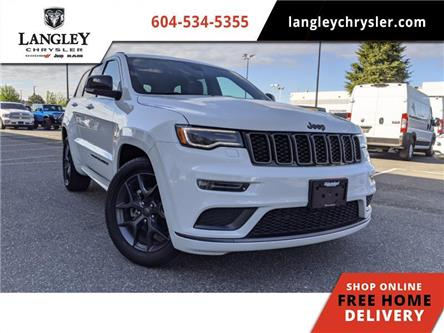 2019 Jeep Grand Cherokee Limited (Stk: LC0290) in Surrey - Image 1 of 23