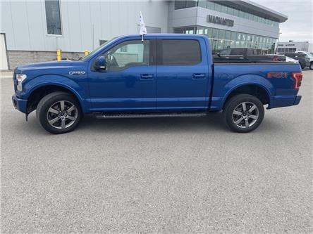 2017 Ford F-150 Lariat (Stk: 205043A) in London - Image 1 of 15