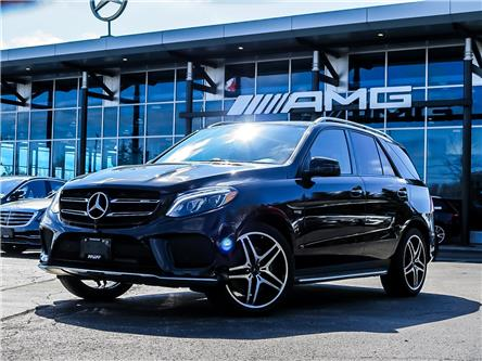 2018 Mercedes-Benz AMG GLE 43 Base (Stk: K4034) in Kitchener - Image 1 of 27