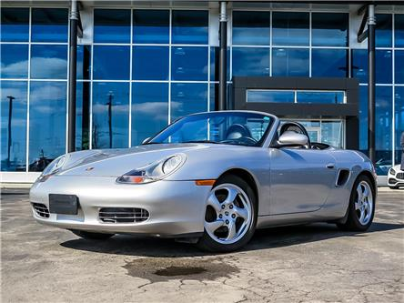 2002 Porsche Boxster Base (Stk: K3966A) in Kitchener - Image 1 of 21