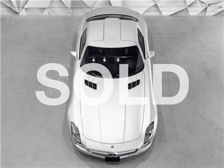 2011 Mercedes-Benz SLS AMG Base (Stk: ) in Woodbridge - Image 1 of 48