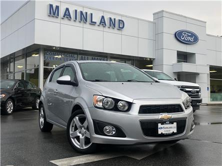 2015 Chevrolet Sonic LT Auto (Stk: 9RA0088B) in Vancouver - Image 1 of 30