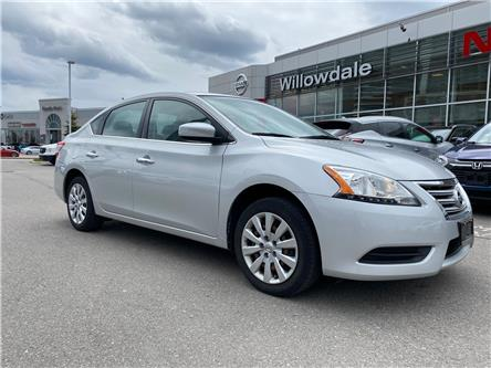 2015 Nissan Sentra 1.8 S (Stk: C35503) in Thornhill - Image 1 of 9