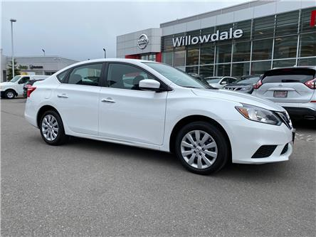 2018 Nissan Sentra 1.8 SV (Stk: E5399) in Thornhill - Image 1 of 10