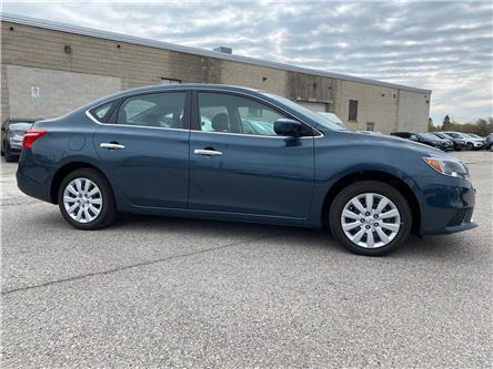 2018 Nissan Sentra 1.8 S (Stk: E5786) in Thornhill - Image 1 of 9