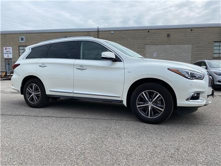 2019 Infiniti QX60  (Stk: H8196A) in Thornhill - Image 1 of 10