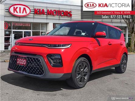 2020 Kia Soul EX+ (Stk: SO20-105) in Victoria - Image 1 of 25