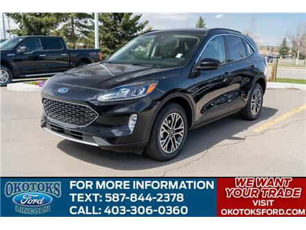2020 Ford Escape SEL (Stk: L-140) in Okotoks - Image 1 of 5