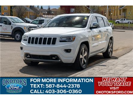 2015 Jeep Grand Cherokee Overland (Stk: L-770A) in Okotoks - Image 1 of 26