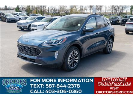 2020 Ford Escape SEL (Stk: LK-111) in Okotoks - Image 1 of 5