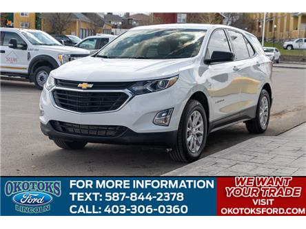 2018 Chevrolet Equinox LS (Stk: LK-1014A) in Okotoks - Image 1 of 23