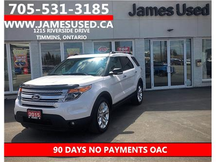2015 Ford Explorer XLT (Stk: N20117A) in Timmins - Image 1 of 15