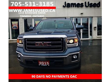 2015 GMC Sierra 1500 SLE (Stk: N20208A) in Timmins - Image 1 of 15