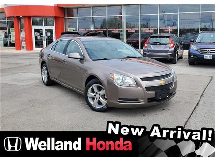 2010 Chevrolet Malibu LT Platinum Edition (Stk: U20078A) in Welland - Image 1 of 2