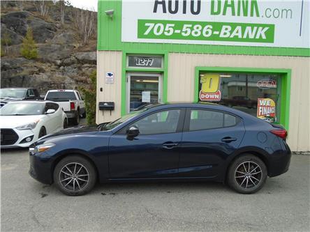2018 Mazda Mazda3 GX (Stk: ) in Sudbury - Image 1 of 5