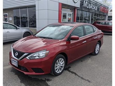 2019 Nissan Sentra 1.8 SV (Stk: 19058) in Bracebridge - Image 1 of 6