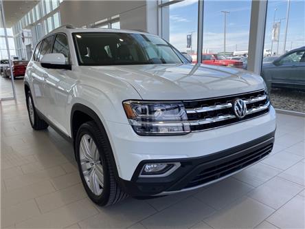 2018 Volkswagen Atlas 3.6 FSI Execline (Stk: V7416) in Saskatoon - Image 1 of 18
