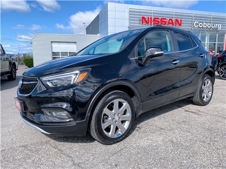 2017 Buick Encore Premium (Stk: CLN120887A) in Cobourg - Image 1 of 35