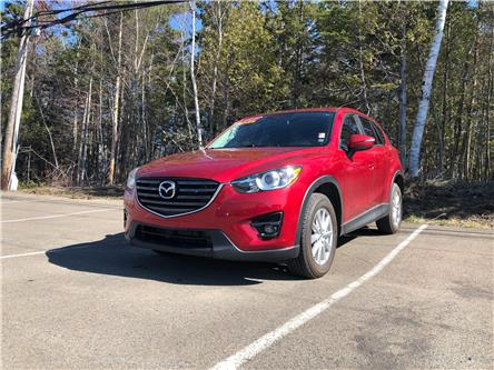 2016 Mazda CX-5 GS (Stk: S16) in Fredericton - Image 1 of 12