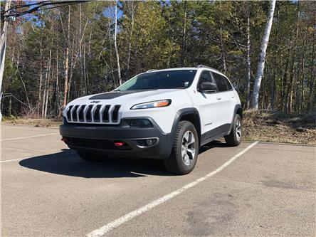 2016 Jeep Cherokee Trailhawk (Stk: 19170A) in Fredericton - Image 1 of 11