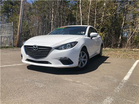 2016 Mazda Mazda3 Sport GS (Stk: 19055A) in Fredericton - Image 1 of 14