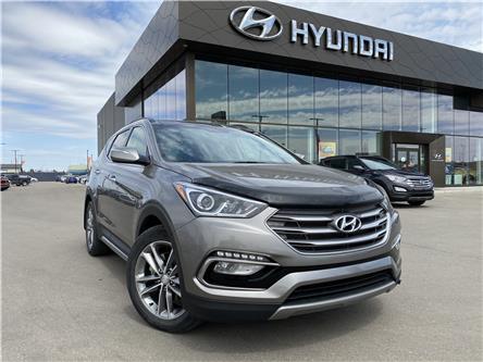 2017 Hyundai Santa Fe Sport 2.0T Limited (Stk: 30325A) in Saskatoon - Image 1 of 27