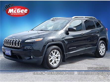 2015 Jeep Cherokee North (Stk: 19063A) in Peterborough - Image 1 of 20