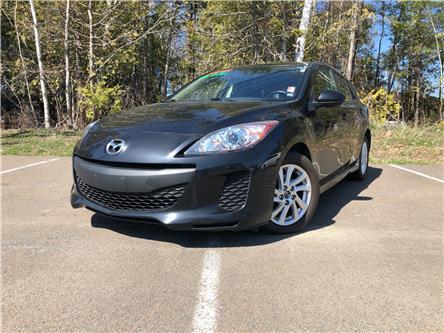 2013 Mazda Mazda3 Sport GS-SKY (Stk: 19120A) in Fredericton - Image 1 of 11