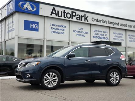 2016 Nissan Rogue SV (Stk: 16-48266) in Brampton - Image 1 of 24