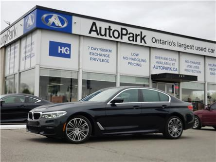 2019 BMW 530i xDrive (Stk: 19-11244) in Brampton - Image 1 of 26