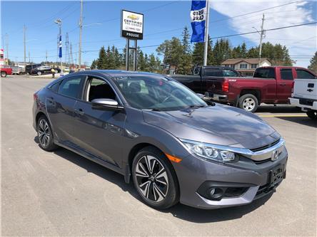 2016 Honda Civic EX-T (Stk: 11381) in Sault Ste. Marie - Image 1 of 14
