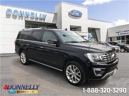 2019 Ford Expedition Max Limited (Stk: DS1779DT) in Ottawa - Image 1 of 18